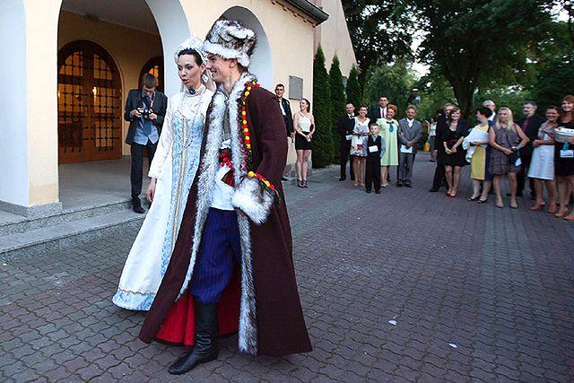 Marta Grudziak i Radosław Korzec zostali żoną i mężem... po rosyjsku
