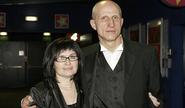 Agnieszka Kowalska i Maciej Kozłowski pobrali się dwa lata przed śmiercią aktora