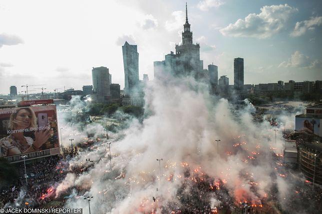 """Powstanie Warszawskie. Godzina """"W"""" w Warszawie. Zapraszamy na relację na żywo"""