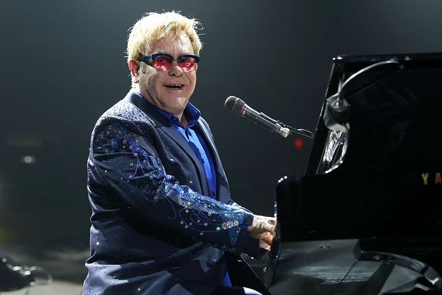Elton John podjął decyzję o zakończeniu swojej kariery