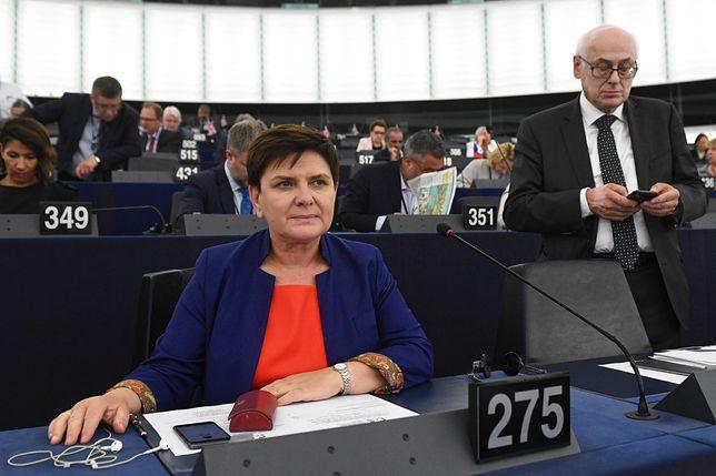 PE. Beata Szydło nie zostanie szefową komisji zatrudnienia