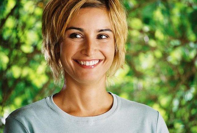 Joanna Brodzik wrzuciła na swój profil z czasów, kiedy była nastolatką.