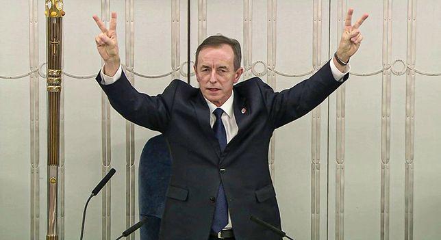Tomasz Grodzki został marszałkiem Senatu