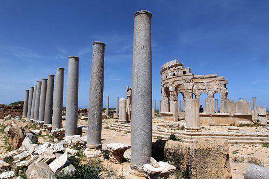 Zobacz co Libia ma do zaoferowania turystom - zdjęcia