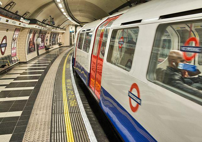 Londyn: zamknięto dwie linie metra. Powodem względy bezpieczeństwa
