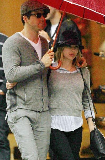 Scarlett Johansson,Ryan Reynolds