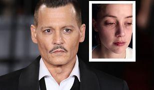 Johnny Depp miał uderzyć Amber Heard telefonem w twarz