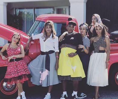 Gwiazdy zrobiły Serenie Williams baby shower. Były Longoria i Ciara!