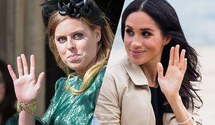Księżniczka Beatrycze i Meghan Markle - wiele je łączy