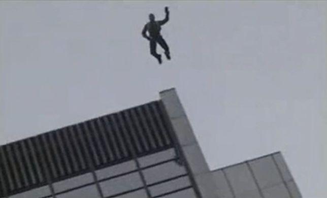 Felix Baumgartner skacze z Marriotta!