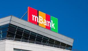 mBank ostrzega swoich klientów przed utratą danych.