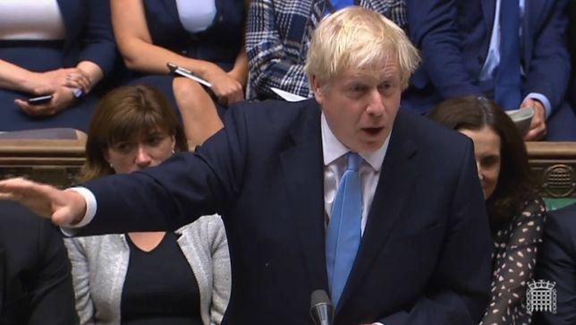 """Brexit. Boris Johnson przegrał kolejne głosowanie. """"Niedorzeczne tchórzostwo"""""""