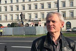 """""""Gdyby stał na posadzce, to by zniknął"""". Autor o pomniku Lecha Kaczyńskiego"""