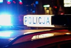 Nocny pościg na Grochowie. Trzej policjanci trafili do szpitala