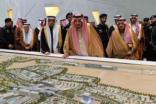 Arabska potęga potrzebuje lepszych elektrowni