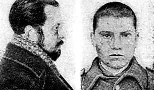 Szpiegostwo było poważnym problemem odrodzonej Polski. Na ilustracji zdjęcia Franciszka Hryhorowicza (z lewej) i Michała Godzieńca zamieszone w prasie w związku z wytoczonym im w 1929 roku procesem o szpiegostwo