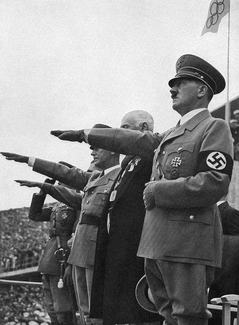 XX wiek: Jak naziści zbudowali współczesne Niemcy