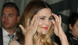 Płacząca Drew Barrymore na zdjęciu. Sama je pokazała