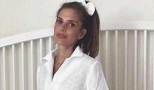 Weronika Rosati oglądała Oscary w piżamie. Pokazała swoją sypialnię