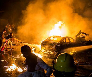 Kair. Eksplozja. Są ofiary śmiertelne