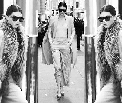 Kendall Jenner - szara eminencja z Manhattanu