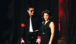 Związek Michaela Jacksona z aktorką Lisą Marie Presley był tylko na pokaz