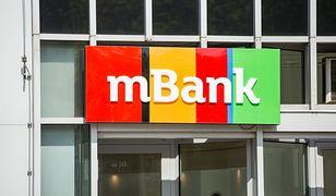 mBank podnosi ceny niektórych usług. Tłumaczy to decyzjami Rady Polityki Pieniężnej