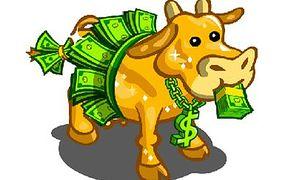 Rumuni wyłudzili 500 tys. euro na wirtualne krowy