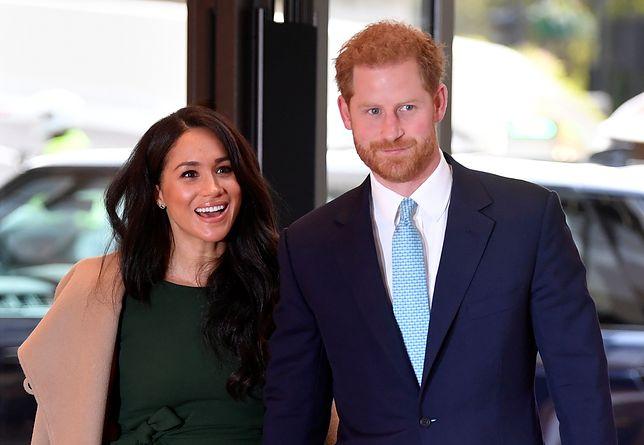 Harry zdradził, że Meghan inaczej wyobrażała sobie życie księżnej