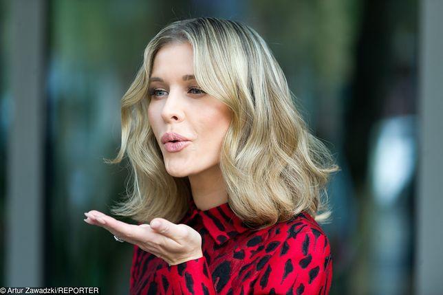 Joanna Krupa z rosnącym brzuchem. Gwiazda mówi o zachciankach w ciąży