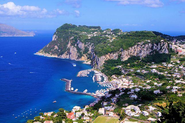 Wyspa Capri, Włochy