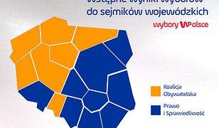 Tak głosowaliśmy. Polska podzielona na pół. Prawie