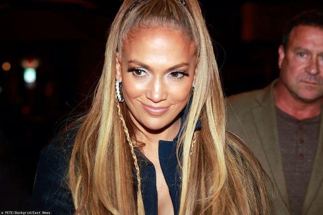 Jennifer Lopez pokazała wyćwiczone ciało. Trudno się nie zachwycić