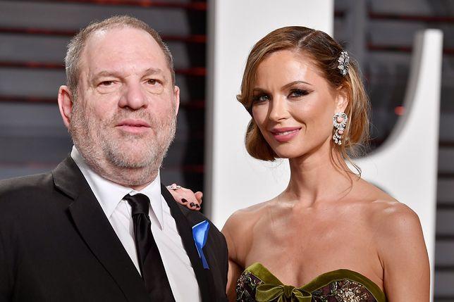 Żona Harveya Weinsteina przerywa milczenie. Nigdy nie domyślała się, co robi jej mąż