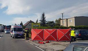 Wielkopolska. 36-letni motocyklista zginął w wypadku przy DK11