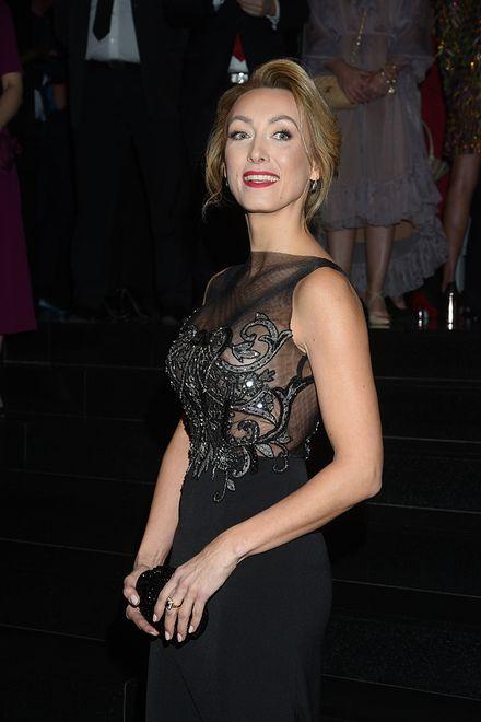 Kalczyńska wyszła za mąż w czerwcu 2007