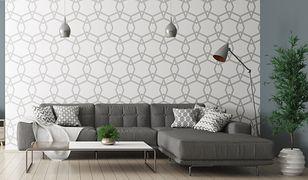 Tapeta w salonie – aranżacje, wzory i praktyczne aspekty użytkowania