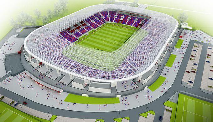 Pogoń Szczecin Będzie Miała Nowy Stadion Koszt Inwestycji