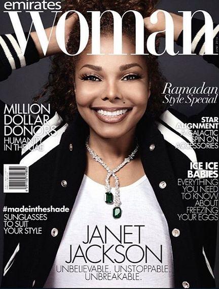 Janet Jackson pokazała synka! Gwiazda ma 51 lat i niedawno została mamą