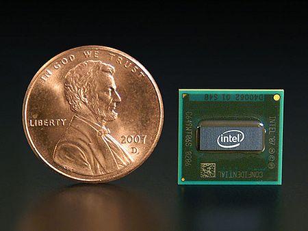 Hmm ... Duży ten procesor nie jest :)