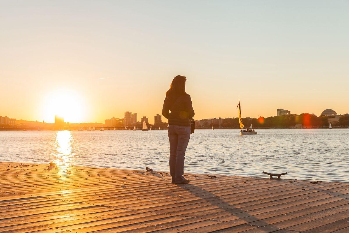 W Bostonie mieszka wielu Polaków. Niektórzy mają dość życia w samotności w czasie pandemii (zdjęcie ilustracyjne)