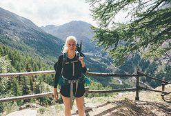 Poznajcie kobietę, która wspina się na najwyższe szczyty górskie w Europie. Chce zdobyć je w zaledwie 12 miesięcy