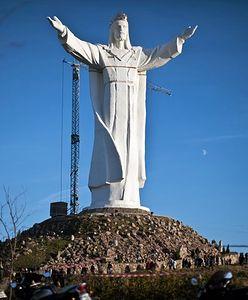 Jezus ze Świebodzina. Polski posąg znów na językach