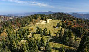 Andrzej Duda wybrał się w góry. Odwiedził jedno z piękniejszych miejsc w Beskidach