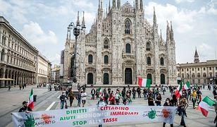 Koronawirus. Włochy. Granice będą częściowo otwarte od 3 czerwca
