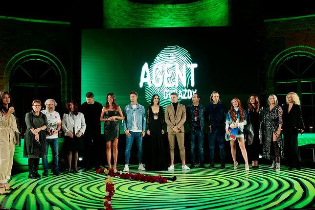 """""""Agent - Gwiazdy"""" był popularnym reality show TVN-u."""