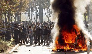 Prawie pół miliona ludzi protestowało we Francji