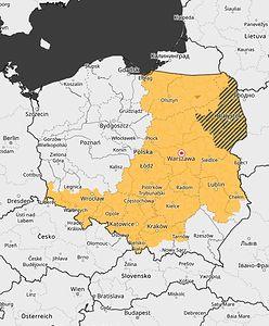 Gdzie jest burza? W Polsce zagrzmi. Ostrzeżenia IMGW