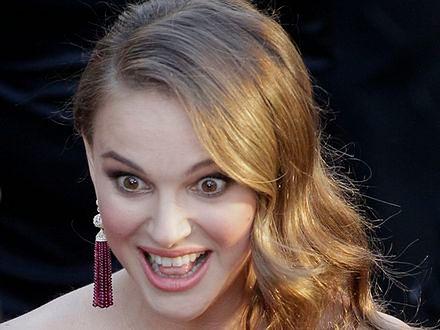 Natalie Portman paliła zioło