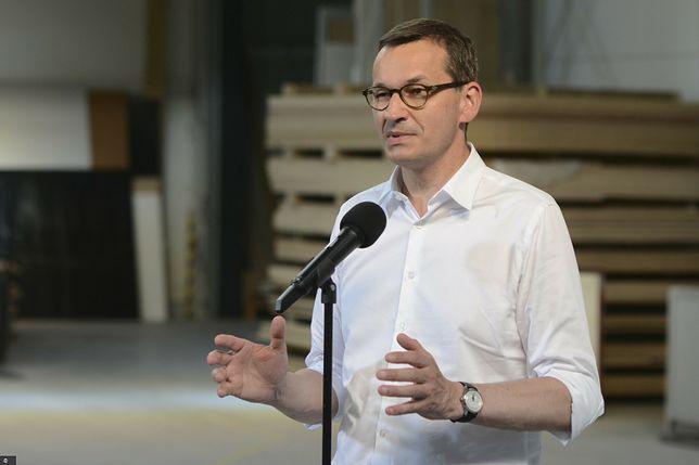Polski Ład. Mateusz Morawiecki rusza w trasę promującą program